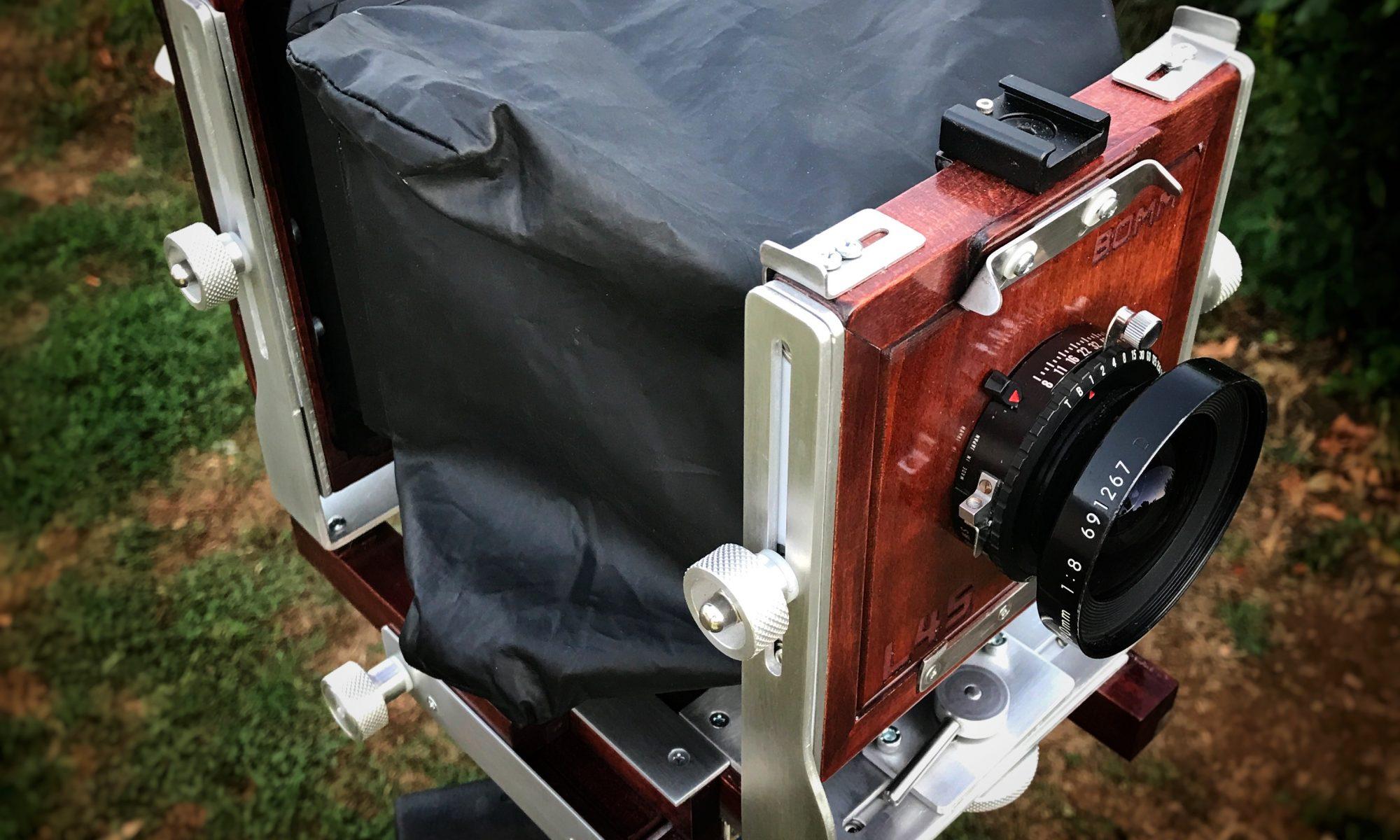 Artisan Large Format Cameras